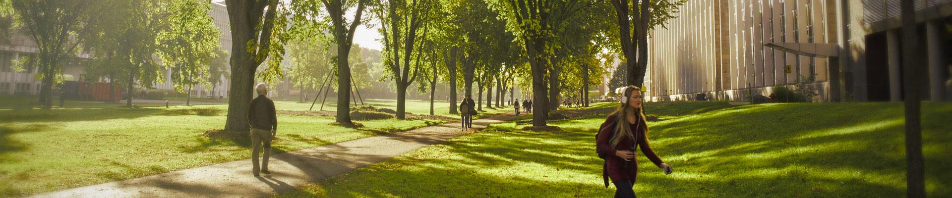 Campus Université Laval